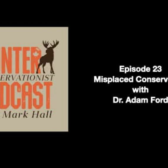 Episode 23: Misplaced Conservation