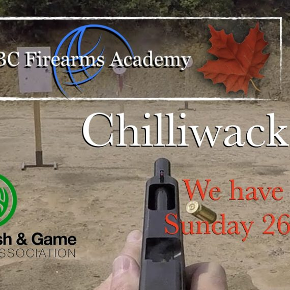 Chilliwack Steel Match on Sunday 26th