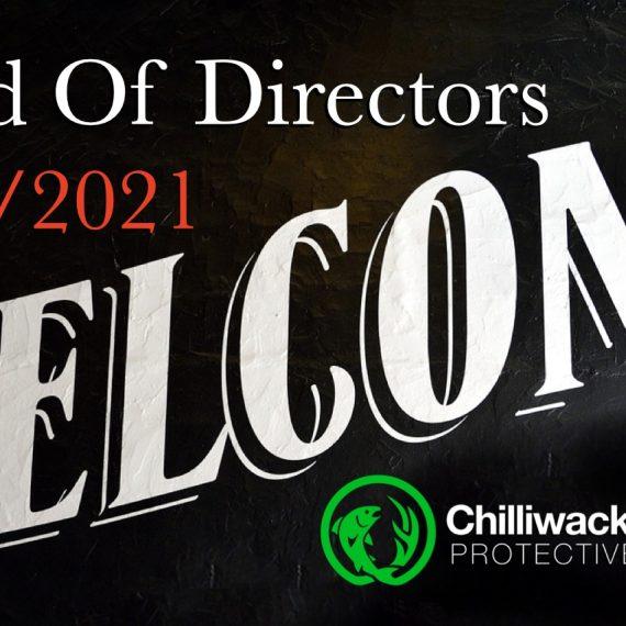 Welcome 2020 / 2021 CFGPA Board Of Directors