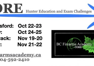 CORE Hunter Education Fall 2020