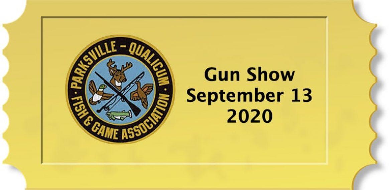 Parksville Qualicum Fish and Game Gun Show 2020