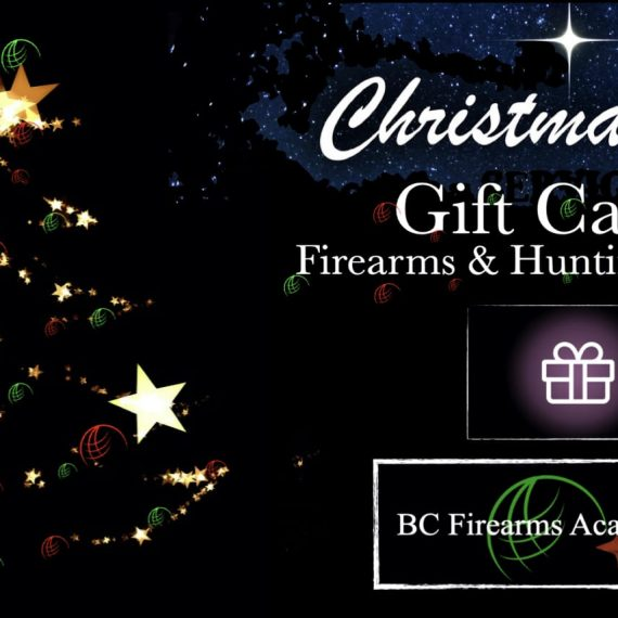 Awesome Last-Minute Christmas Gifts From BC Firearms Academy