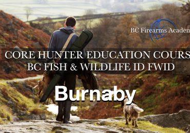 CORE Hunter Ed (FWID) BURNABY/METROTOWN Thurs-Fri May 13-14