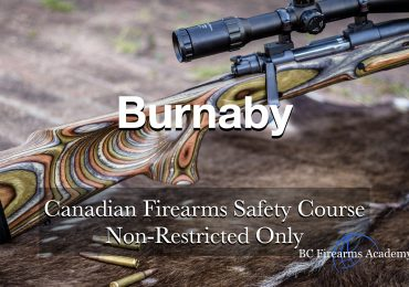 NON-RESTRICTED CFSC (1-day PAL) BURNABY/METROTOWN Saturday May 8