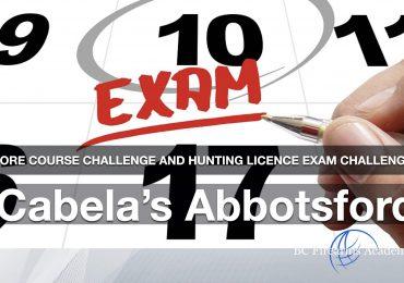 CORE Challenge/CFSC Retest CABELA'S ABBOTSFORD Friday April 23