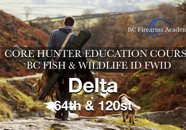 CORE Hunter Ed (FWID) SURREY/DELTA Sat-Sun July 10-11