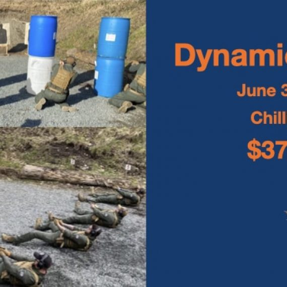 Intro to Dynamic Pistol June 30 2021