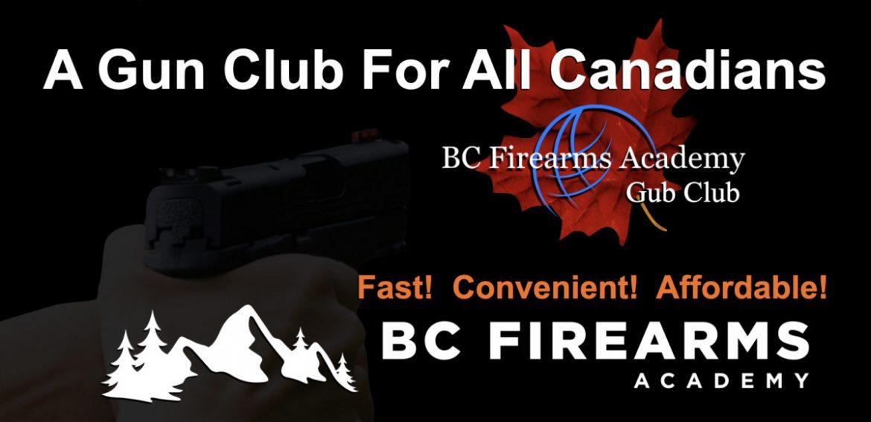 BC Gun Club To Transfer Handguns And Restricted Rifles
