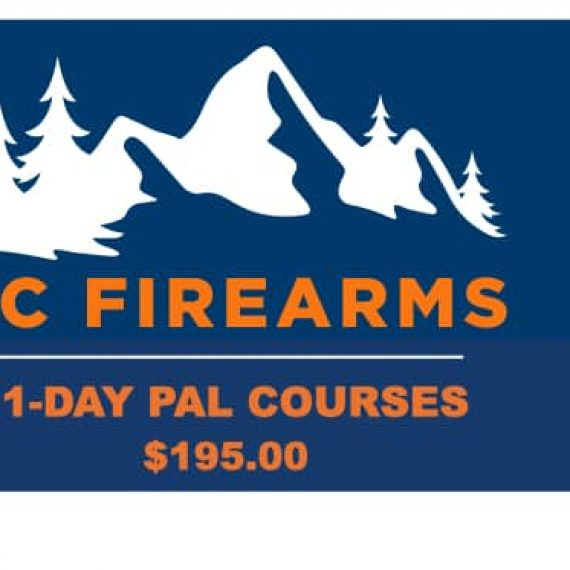 Next Available 1-Day PAL Courses