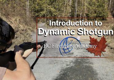 Introduction to Dynamic Shotgun – Friday Nov 12 – Chilliwack