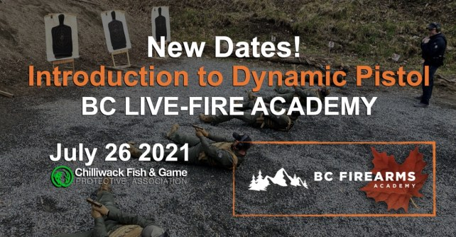 Introduction to Dynamic Pistol July 26 2021