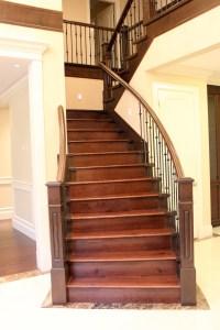wood stairs flooring isntaller - Carpet, Laminate, Vinyl ...