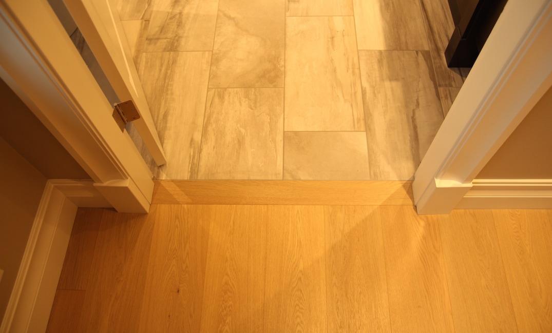 hardwood flooring transition to tile vancouver  Carpet