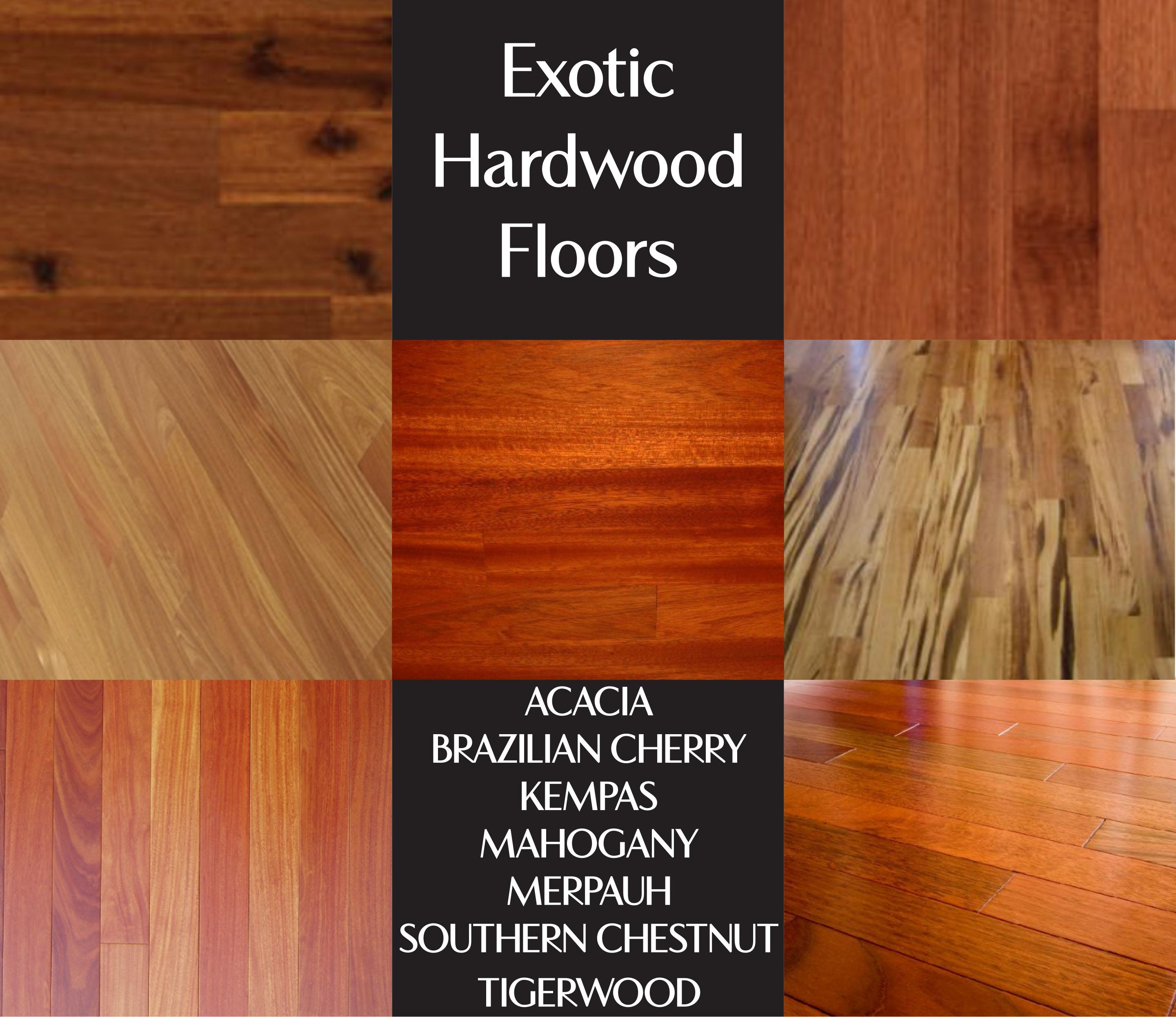 Exotic Hardwood in Portsmouth  The B  C Floor Store LLC