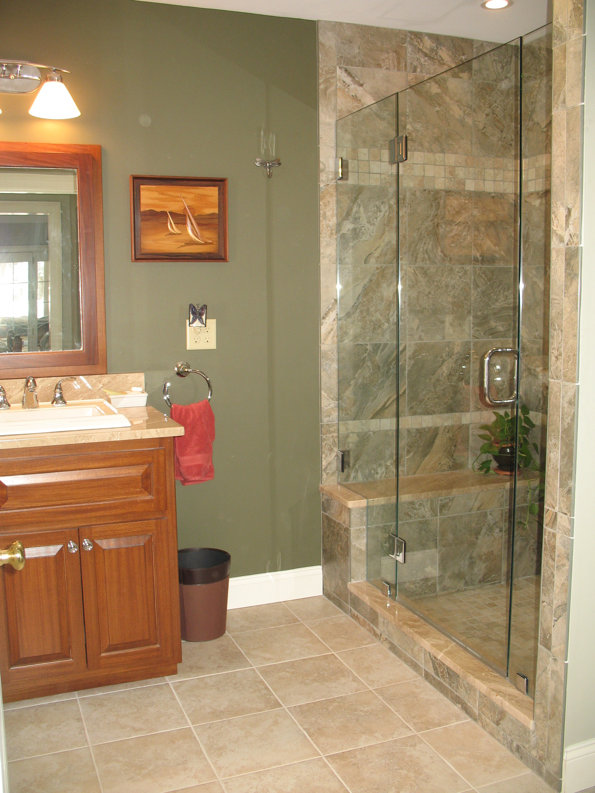 Kitchen  Bathroom Tile NH Tile Installation Stratham NH