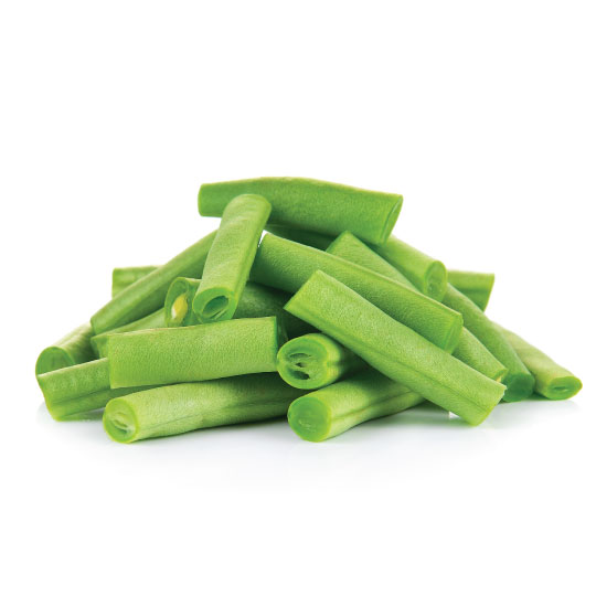 green beans for dehydration