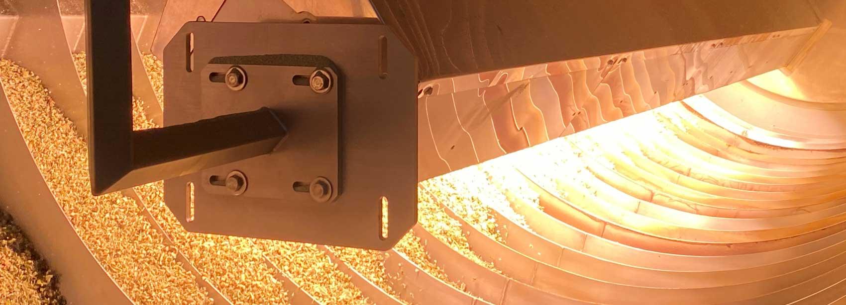 Infrared Device Pathogen Control