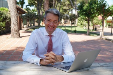 Simon Mower, Principal British College of Gava - BCG