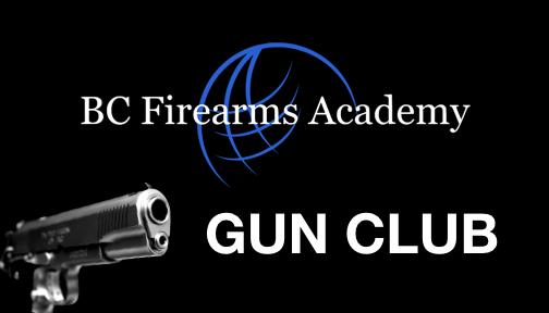 BCFA Gun Club Number of Years 5