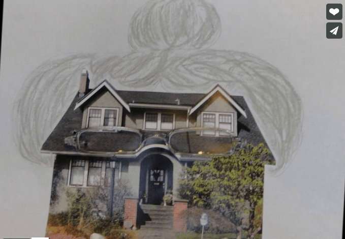 """My Heritage Home,"" by Kristen (North Vancouver)"