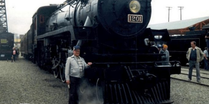 """What Happened To The Canadian Steam Engine?"" by Jordan (North Vancouver)"