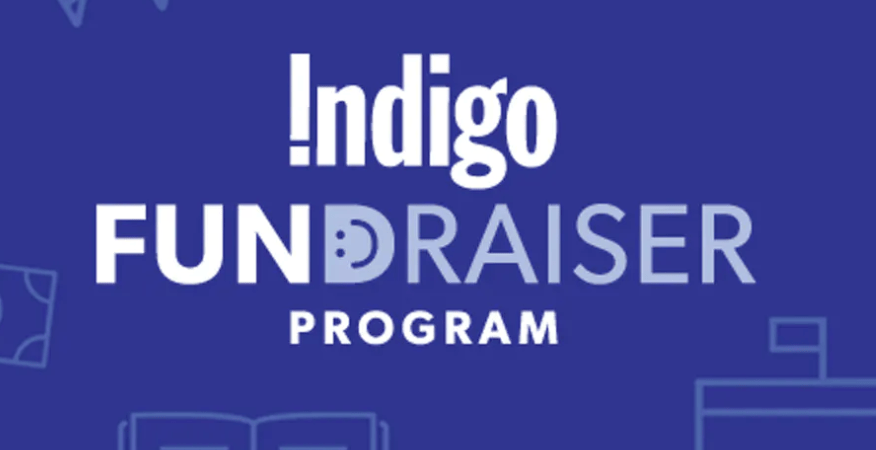 Love books? Help the BC Heritage Fairs through the Indigo FUNdraiser!