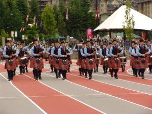 Dowco Triumph St. Pipe Band, 2011