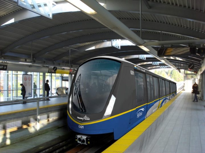 Evergreen Line to Town Centre Park, June 2017