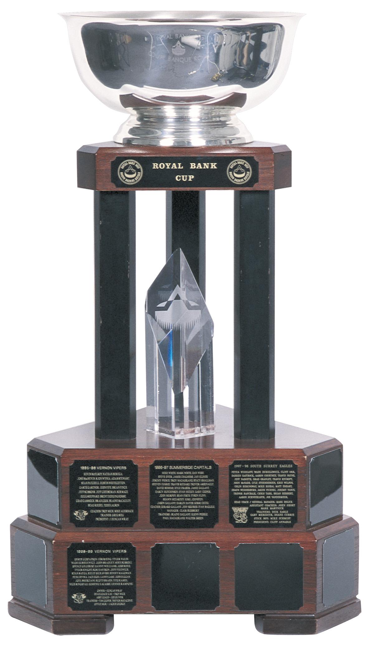 BCHL League Site National Championship RBC Cup