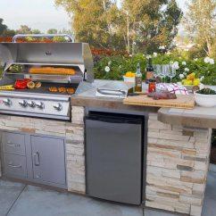 Bbq Kitchen Valance Outdoor Bc Home Leisure