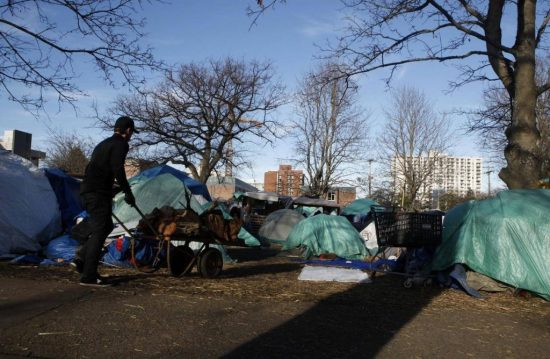 The region's task force says there is a homeless crisis in every corner of Metro Vancouver.