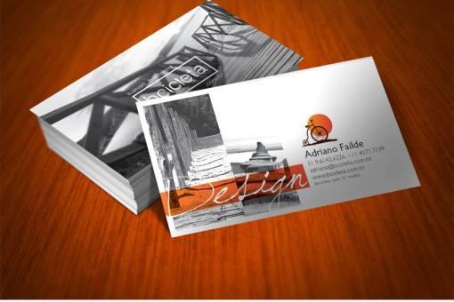 Cartão de Visitas – Agência Bcicleta