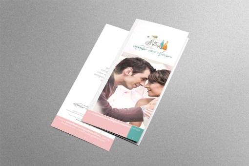 Folder – O Melhor Amigo do Noivos