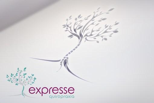 Logotipo – Expresse Quiropraxia