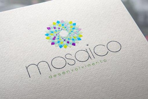 Logotipo – Mosaico Desenvolvimento