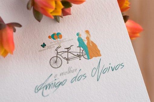 Logotipo – O melhor Amigo dos Noivos