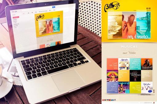 Newsletter – Músicas de Verão (Bilbox Records)