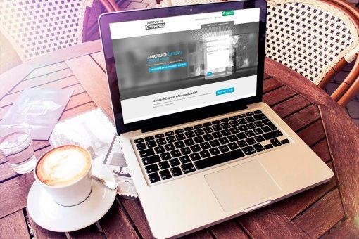 Website – Abertura de Empresas São Paulo