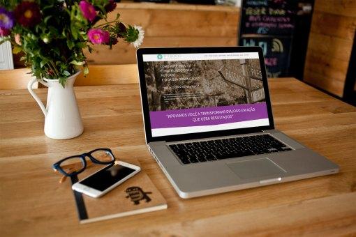 Website – Mosaico Desenvolvimento