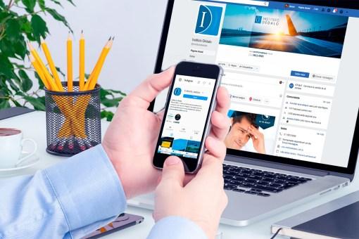 Social Media – Instituto Dédalo