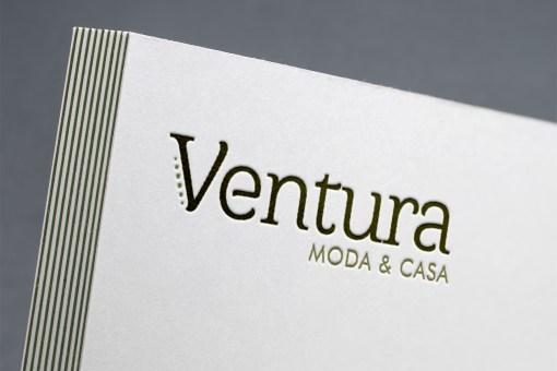 Logotipo Ventura