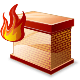 Firewall Icon i Computers