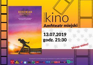 Bck Quot Kulturalne Wakacje Quot Quot Bohemian Rhapsody Quot Letnie Kino Plenerowe W Amfiteatrze