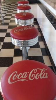 Coca-Cola Stools