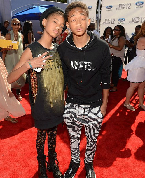 JADEN SMITH LAUNCHES MSFTS CLOTHING LINE