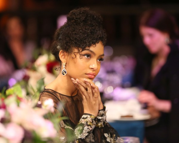 Yara Shahidi Honorees Essence Black Women In Hollywood Awards Gala