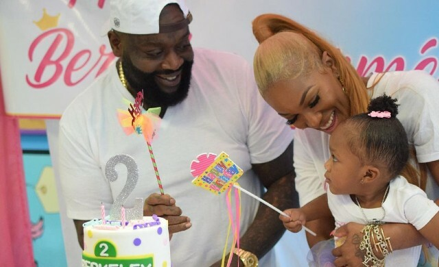 RICK ROSS AGREES TO PAY EX BRIANA SINGLETON $11K IN CHILD SUPPORT