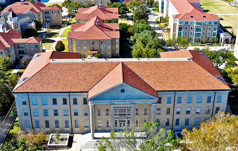 Texas Christian University employee car insurance discount