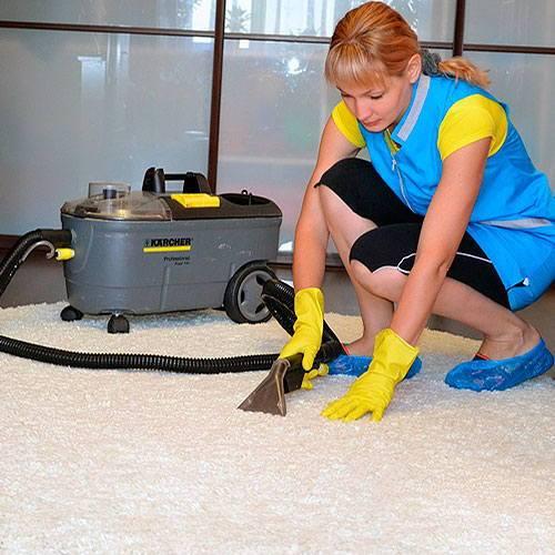 Химическая чистка ковров в профессиональном клининге