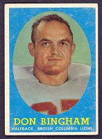 Bingham, Don #13 57 F